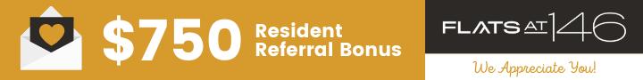 Resident Referral Bonus